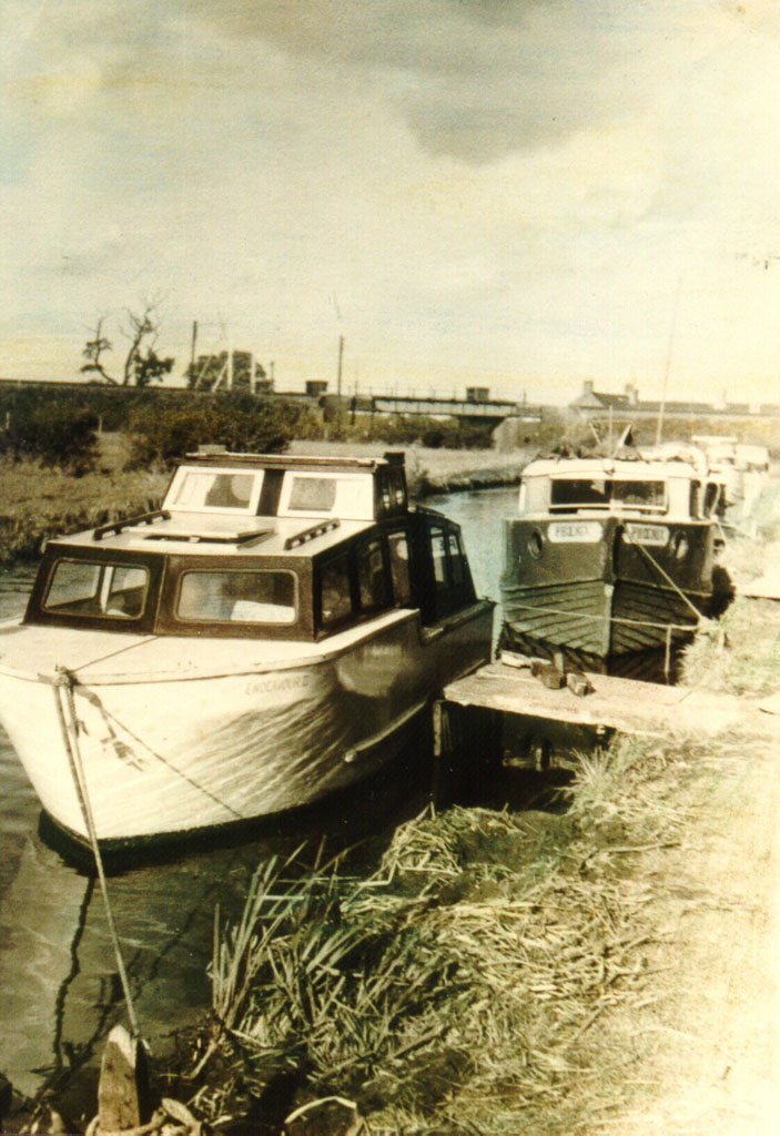 Moorings in the early years